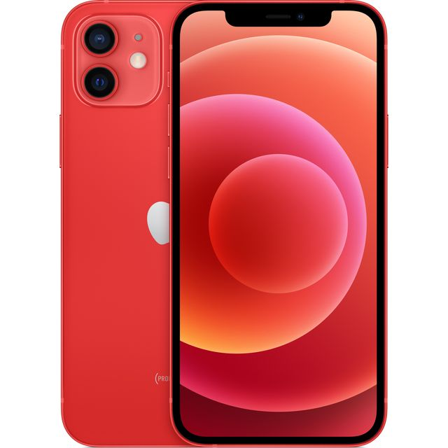 Apple iPhone 12 64GB in (PRODUCT) RED