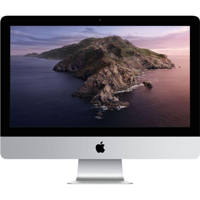 "Apple iMac 21.5"" 2020 - 256GB - Silver"