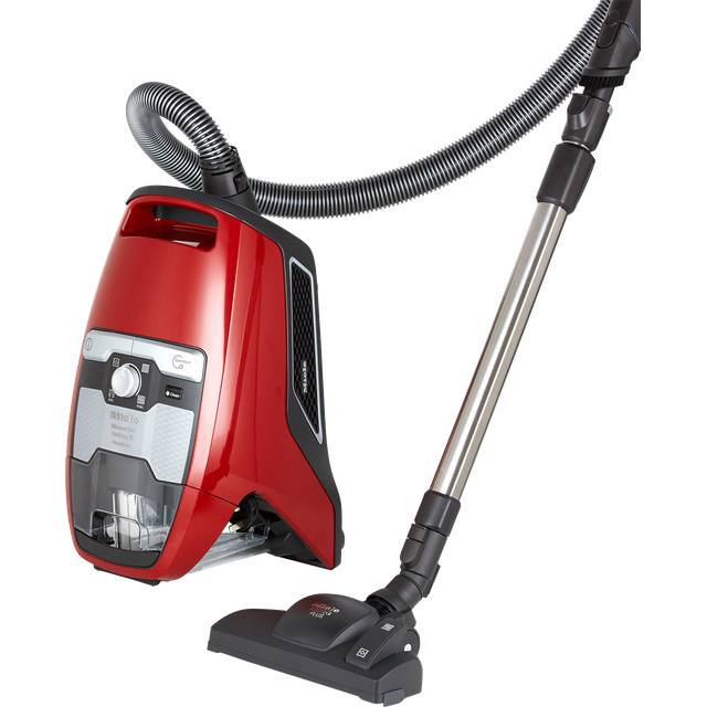 Miele PowerLine Blizzard CX1 Cat & Dog Cylinder Vacuum Cleaner - Red - Blizzard CX1 Cat & Dog_RD - 1
