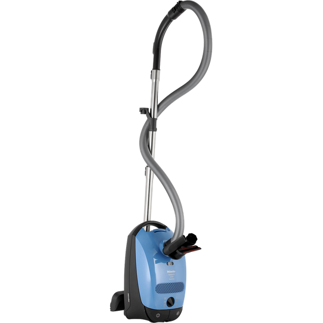 Miele Classic C1 Junior PowerLine Cylinder Vacuum Cleaner - Blue - Classic C1 Junior PowerLine_BL - 1