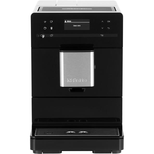 Miele CM5 CM5300 Bean to Cup Coffee Machine - Black - CM5300_BK - 1