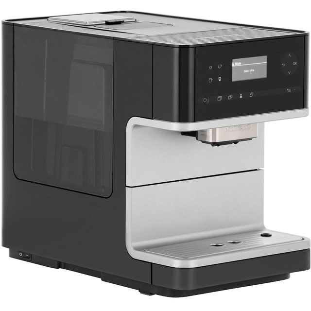 Miele CM6110 Bean to Cup Coffee Machine - Black