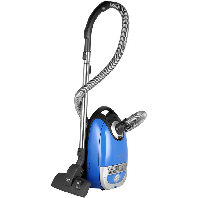 Miele Complete C2 Allergy Powerline Cylinder Vacuum Cleaner in Blue