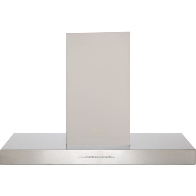 Miele DAPUR98D 90 cm Island Cooker Hood - Clean Steel - A Rated - DAPUR98D_CS - 1