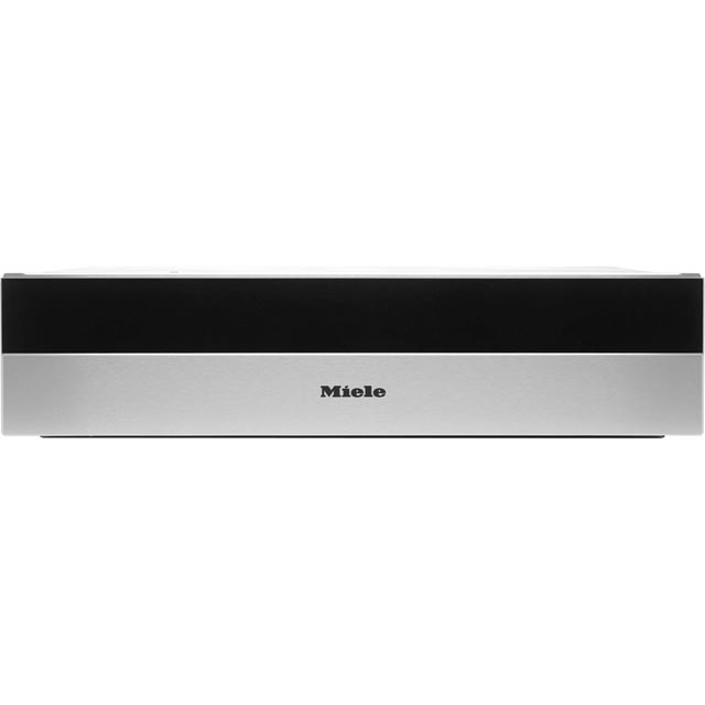 Miele ESW6114 Built In Warming Drawer - Clean Steel