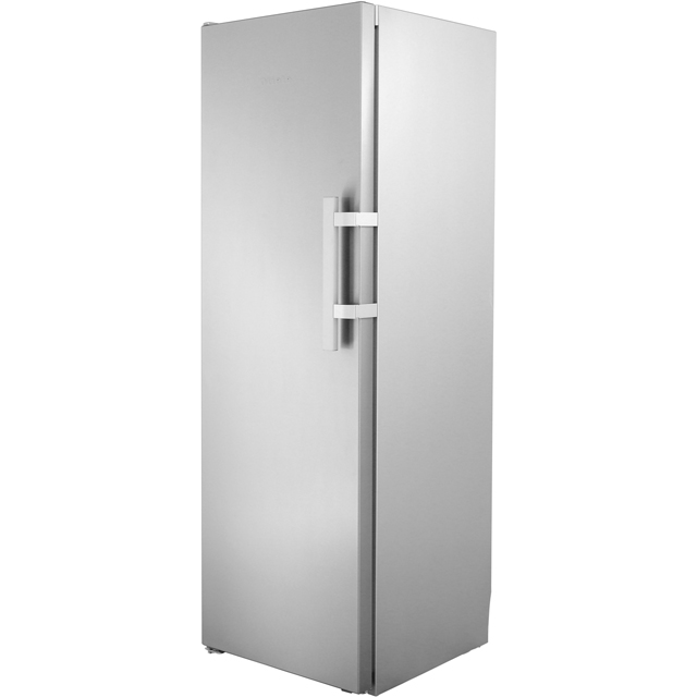 Miele Frost Free Upright Freezer - Clean Steel - A++ Rated