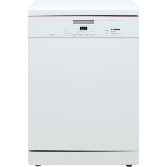 Miele G4203 Standard Dishwasher - White - A+ Rated - G4203_WH - 1