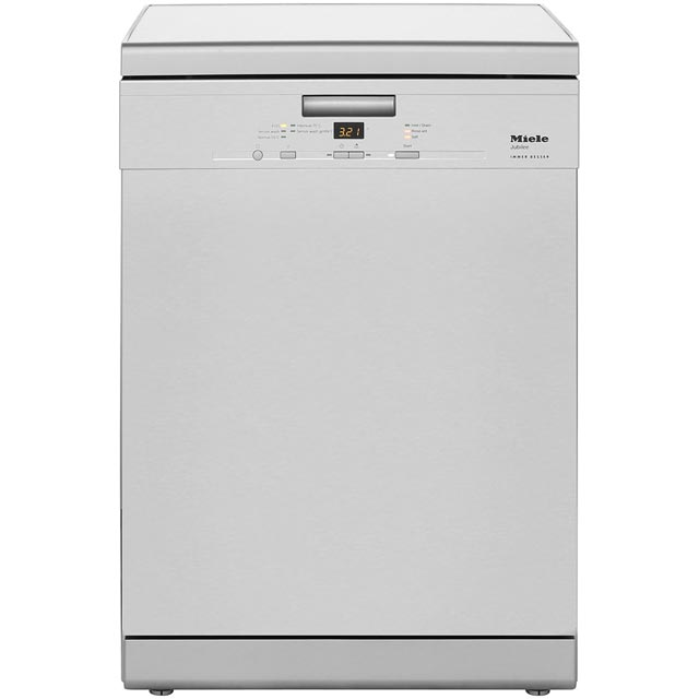 Miele Jubilee G4940BK Standard Dishwasher - Clean Steel Best Price, Cheapest Prices
