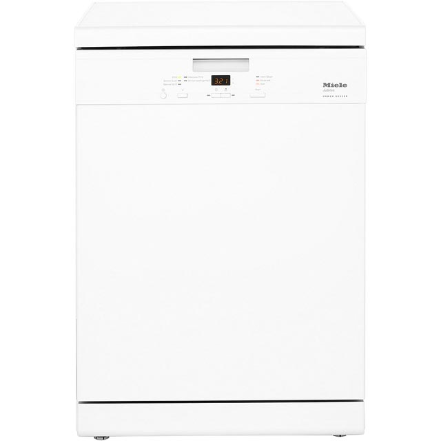 Miele Jubilee G4940BK Standard Dishwasher - White Best Price, Cheapest Prices