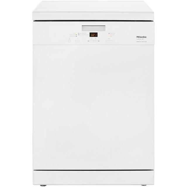 Miele Jubilee G4940SC Standard Dishwasher - White Best Price, Cheapest Prices