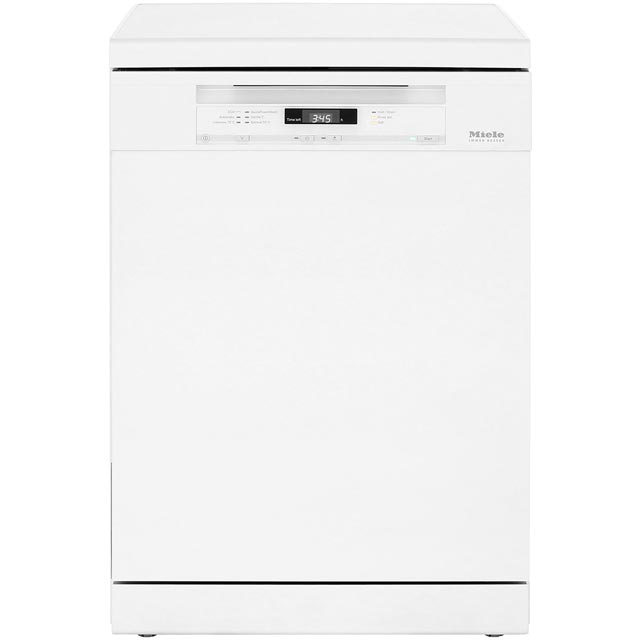 Miele G6620 Standard Dishwasher - White Best Price, Cheapest Prices