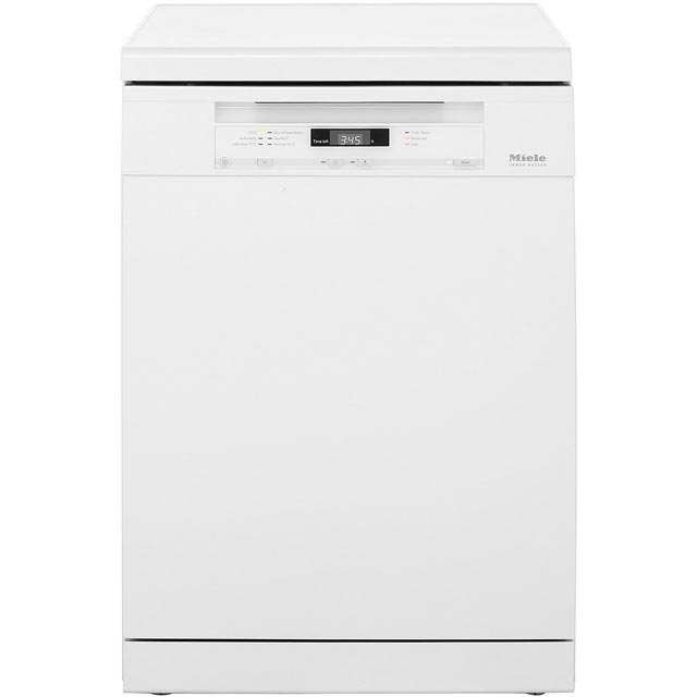 Miele G6620SC Standard Dishwasher - White Best Price, Cheapest Prices