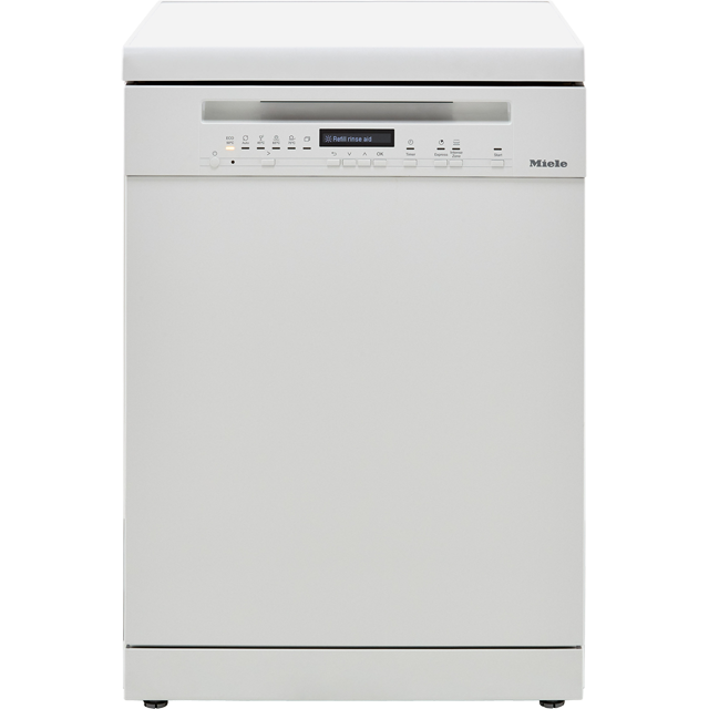 Miele G7102SC Standard Dishwasher - White - A+++ Rated - G7102SC_WH - 1
