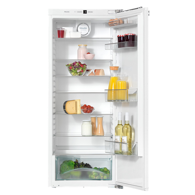 Miele PureLine K35222iD Integrated Upright Fridge - Fixed Door Fixing Kit - White - A++ Rated - K35222iD_WH - 1