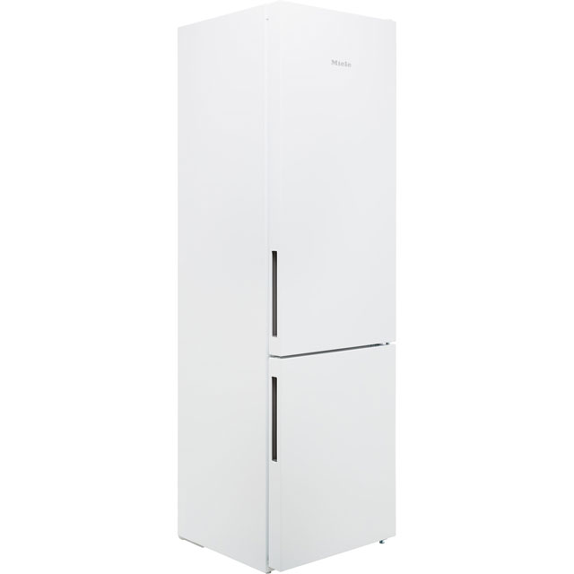 Miele KFN29132Dwh 70/30 Frost Free Fridge Freezer - White - A++ Rated - KFN29132Dwh_WH - 1