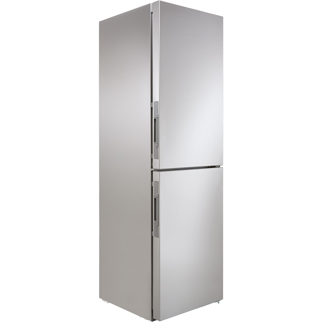 Miele KFN29243Dedt 50/50 Frost Free Fridge Freezer - Clean Steel - A+++ Rated - KFN29243Dedt_SS - 1