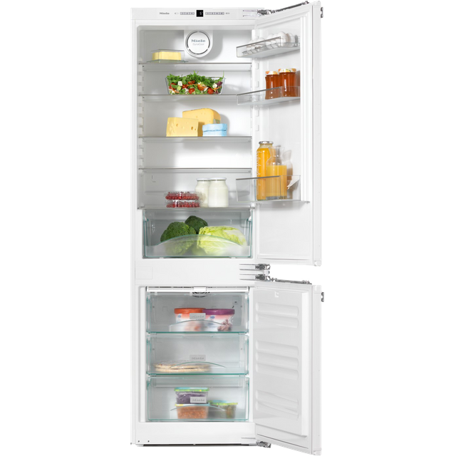 Miele KFN37232iD Integrated 70/30 Frost Free Fridge Freezer with Fixed Door Fixing Kit – White – A++ Rated