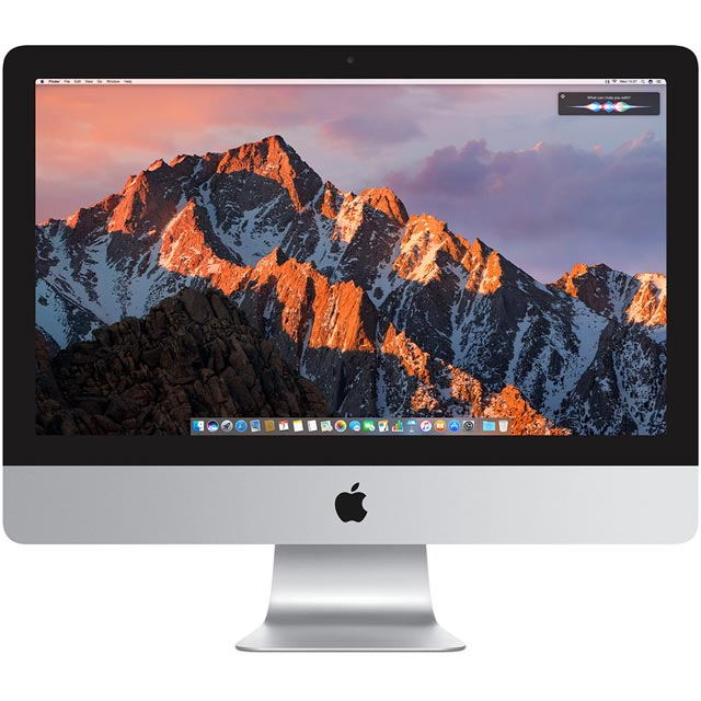 Apple MNE02B/A Desktop Pc in Silver