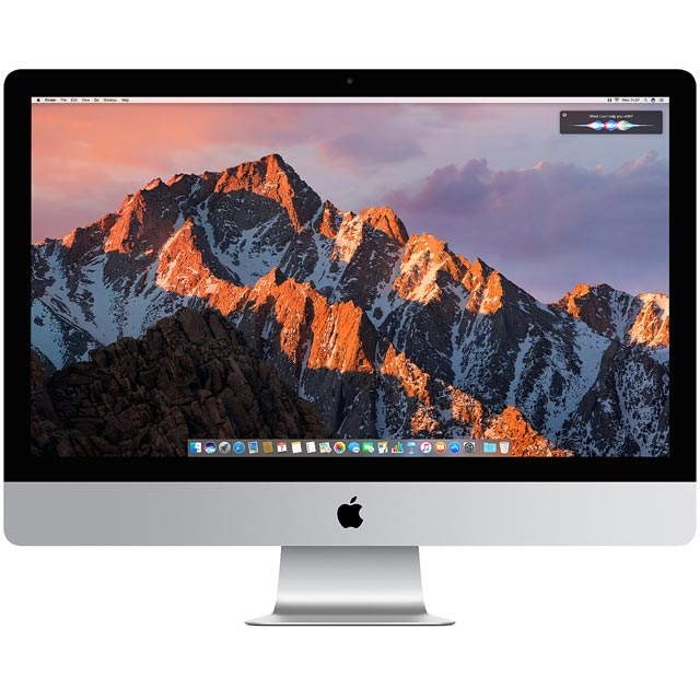 Apple MNE92B/A Desktop Pc in Silver