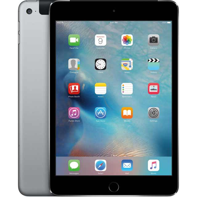 Apple iPad Mini 4 MK8D2B/A Ipad in Space Grey