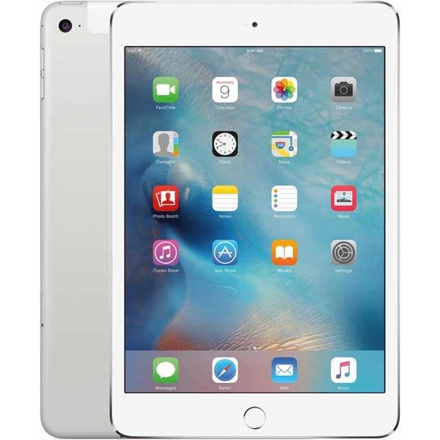 Apple iPad Mini 4 MK8E2B/A Ipad in Silver