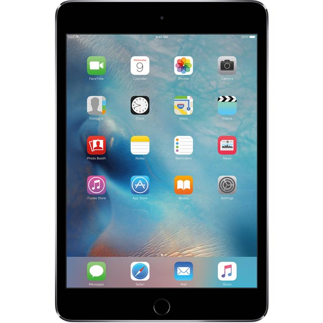 Apple iPad Mini 4 MK9N2B/A Ipad in Space Grey