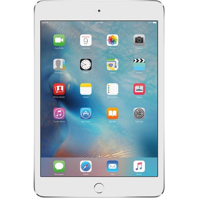 Apple iPad Mini 4 MK9P2B/A Ipad in Silver