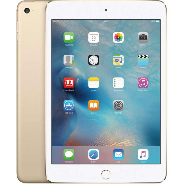 Apple iPad Mini 4 MK9Q2B/A Ipad in Gold