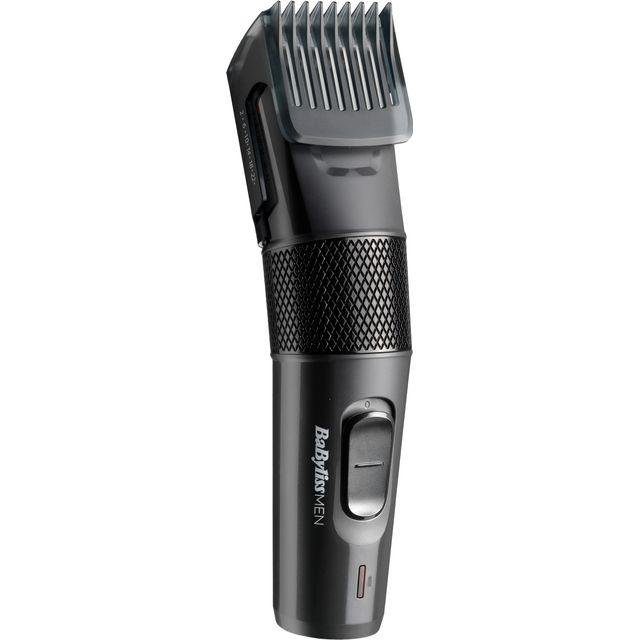 Babyliss Precision Cut Hair Clipper Silver / Black