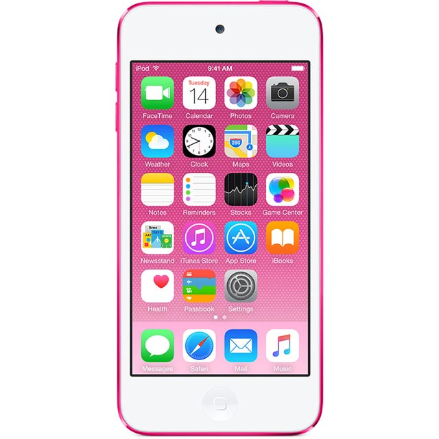 Apple MKHQ2BT/A Ipod in Pink