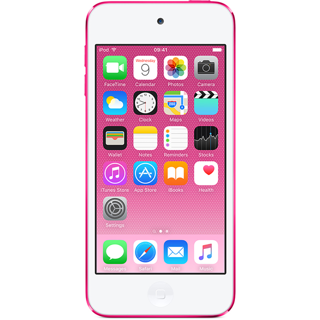 Apple iPod touch 32GB - Pink - MKHQ2BT/A - 1