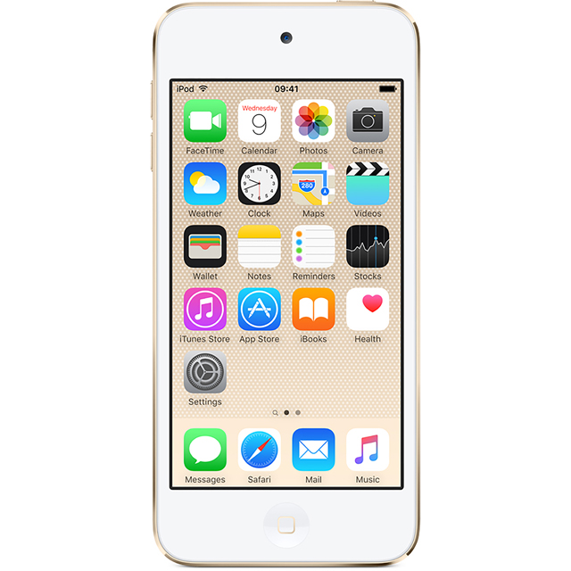 Apple iPod touch 32GB - Gold - MKHT2BT/A - 1