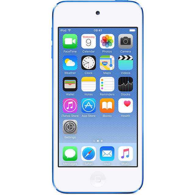 Apple iPod touch 32GB - Blue - MKHV2BT/A - 1