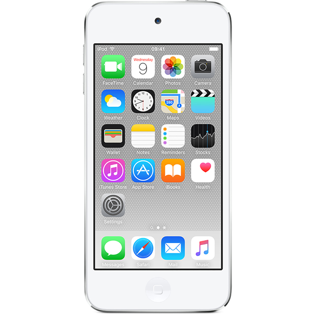 Apple iPod Touch MKHX2BT/A Ipod in Silver cheapest retail price