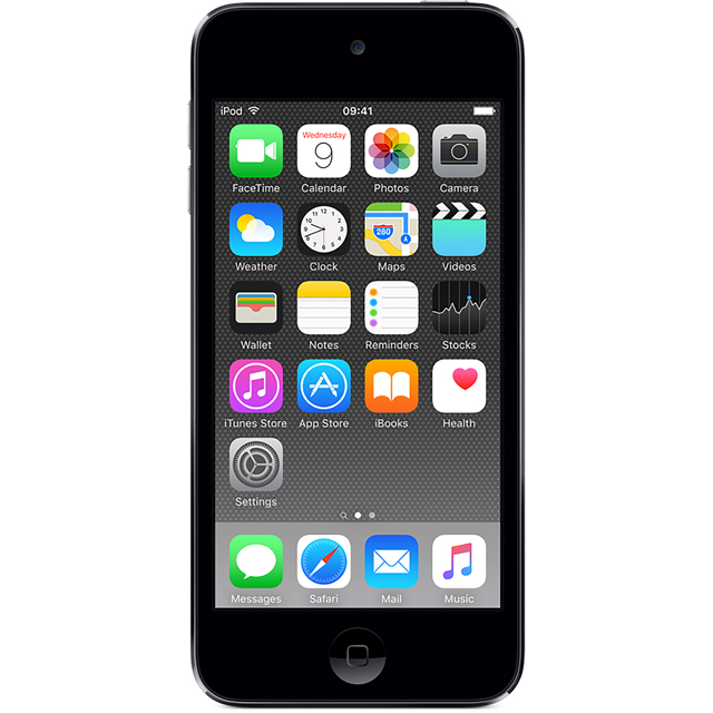 Apple Ipod Touch 6th Generation Grey (32gb) - Mkj02bta