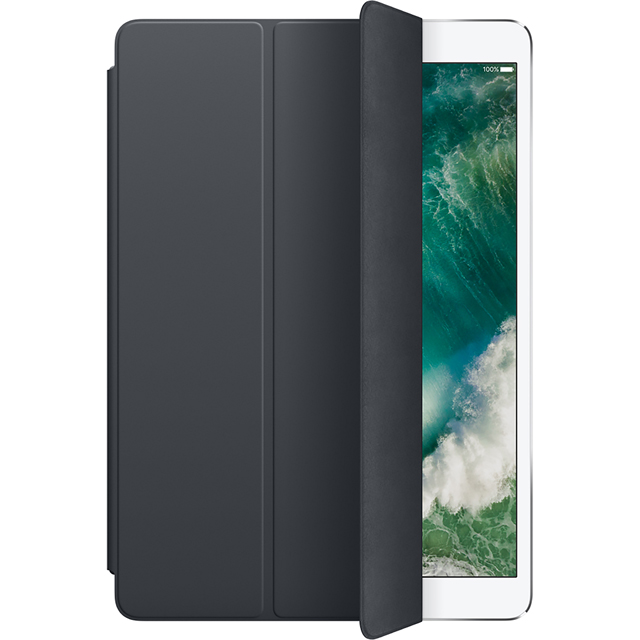 Apple Smart Cover For iPad Mini 4 - Charcoal Grey - MKLV2ZM/A - 1