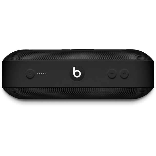 Beats by Dr. Dre Beats Pill+ Portable Wireless Speaker - Black - ML4M2B/B - 1