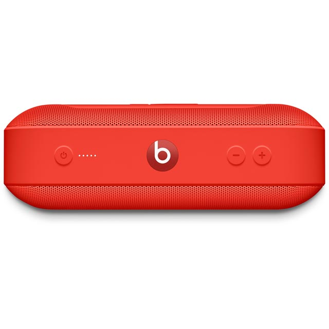 Beats by Dr. Dre ML4Q2B/A Wireless Speaker in Red