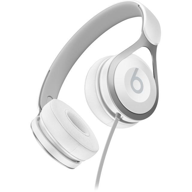 Image of Beats EP On-Ear Headphones - White