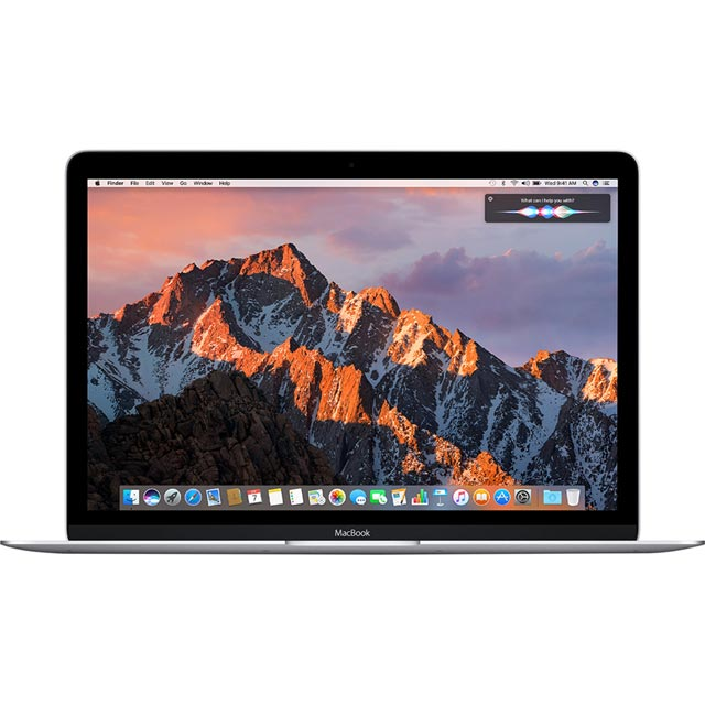 Apple MacBook MLH82B/A Macbook in Space Grey