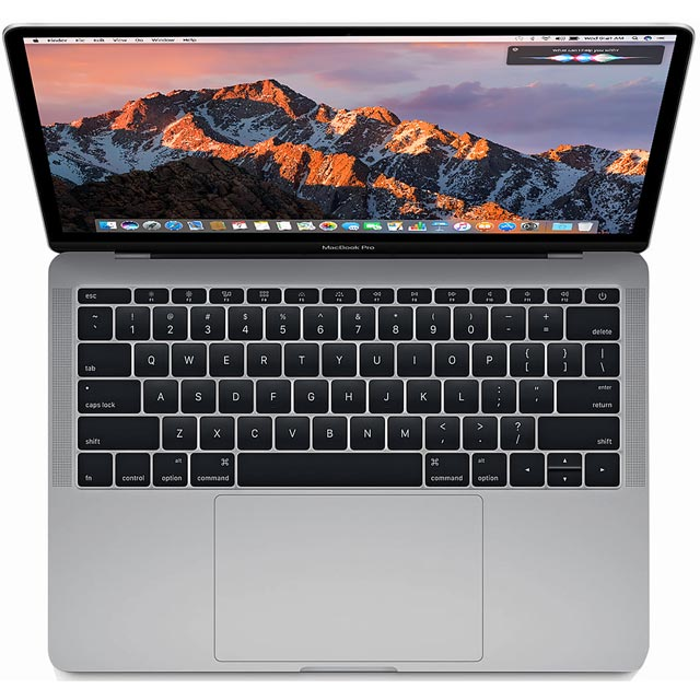 Apple MacBook Pro MPXQ2B/A Macbook in Space Grey