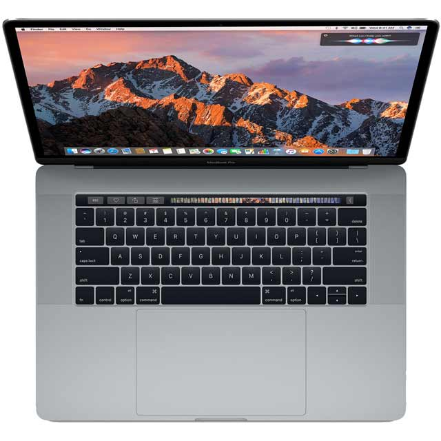 Apple MacBook Pro with Touch Bar MPXX2B/A Macbook in Silver