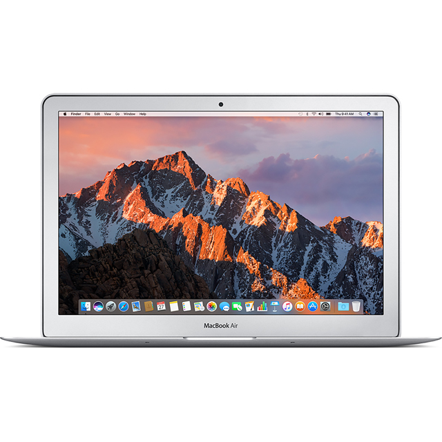 "Apple MacBook Air 13.3"" [2017] - Silver - MQD32B/A - 1"