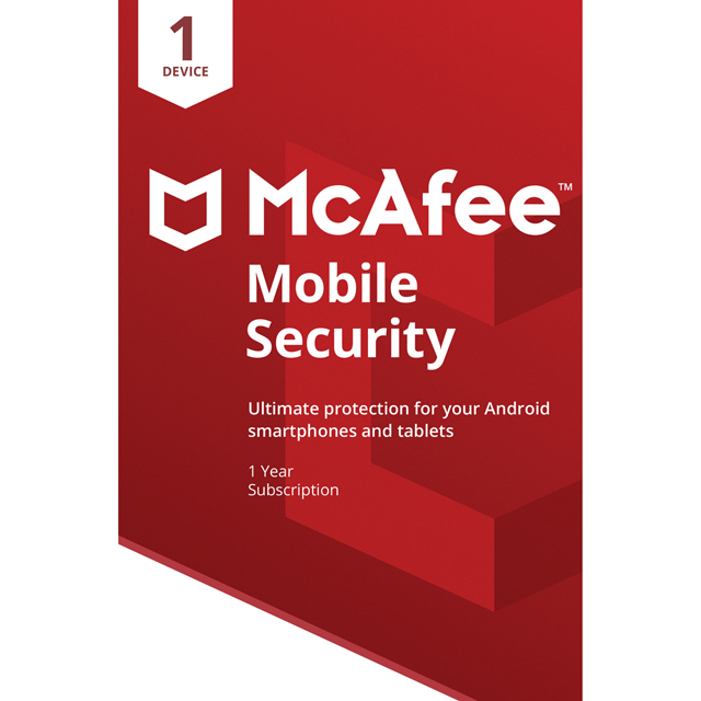 McAfee Digital Download for 1 Device - One Time Purchase