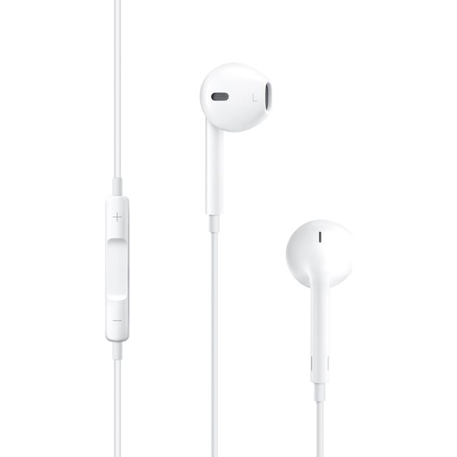 Apple EarPods with Lightning Connector - MMTN2ZM/A - 1