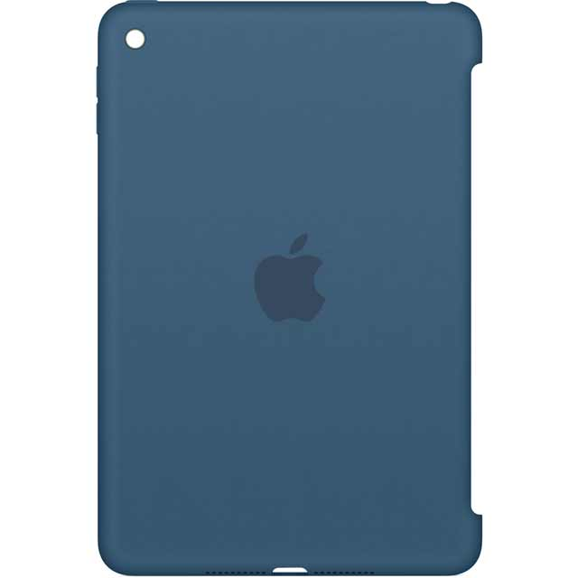 Apple Silicone Case For iPad Mini 4 - Ocean Blue