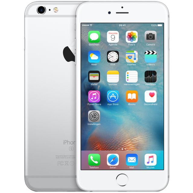 Apple 6s Plus 32GB in Silver