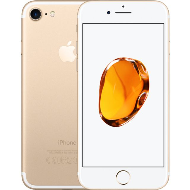 Apple 7 32GB in Gold