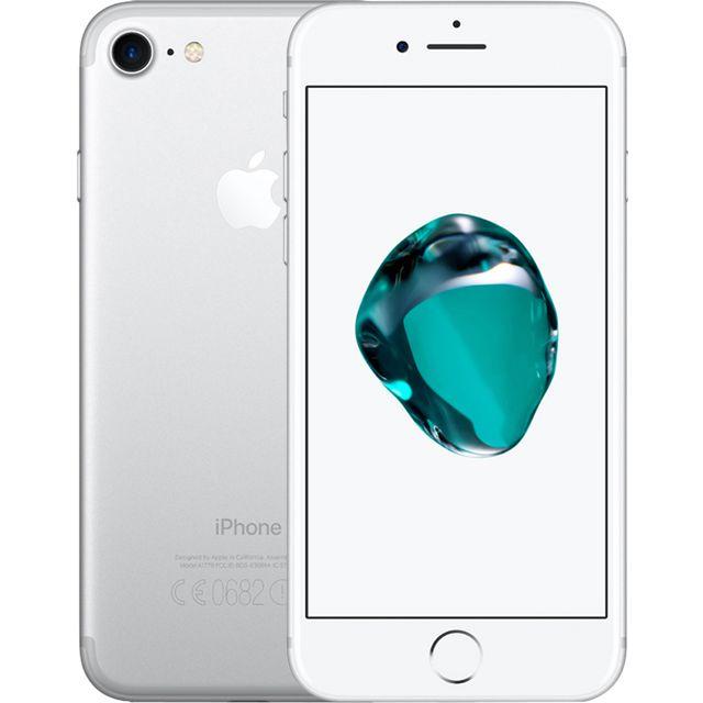 Apple 7 128GB in Silver