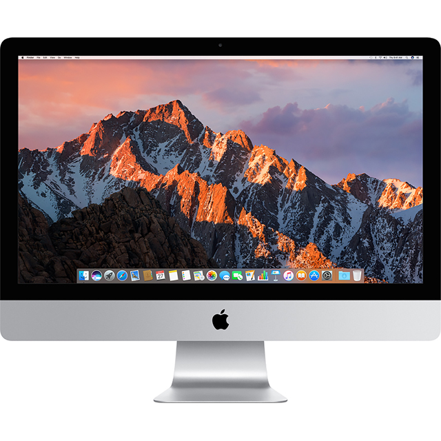 Apple iMac 5K MNEA2B/A Desktop Pc in Silver